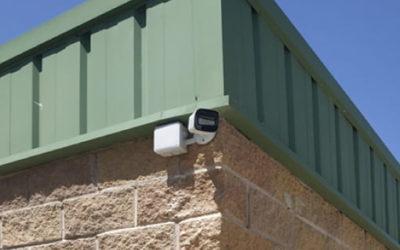 Videovigilància per a protegir les deixalleries municipals de La Selva