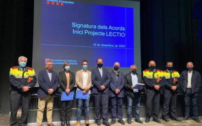 Alphanet, pioner en donar solucions de seguretat a municipis sense Policia Local