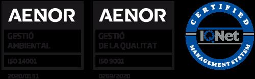 ISO - Gestió Ambiental i Gestió de la Qualitat