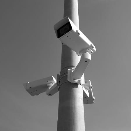 Instal·lació de càmeres videovigilància
