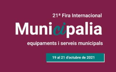 Municipalia 2021: Les últimes novetats per Ajuntaments a l'estand d'Alphanet